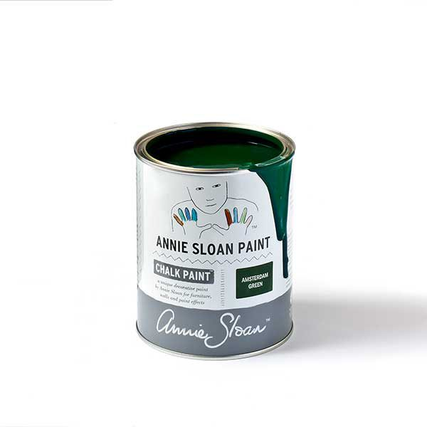 Chalk Paint TM Annie Sloan Amsterdam Green