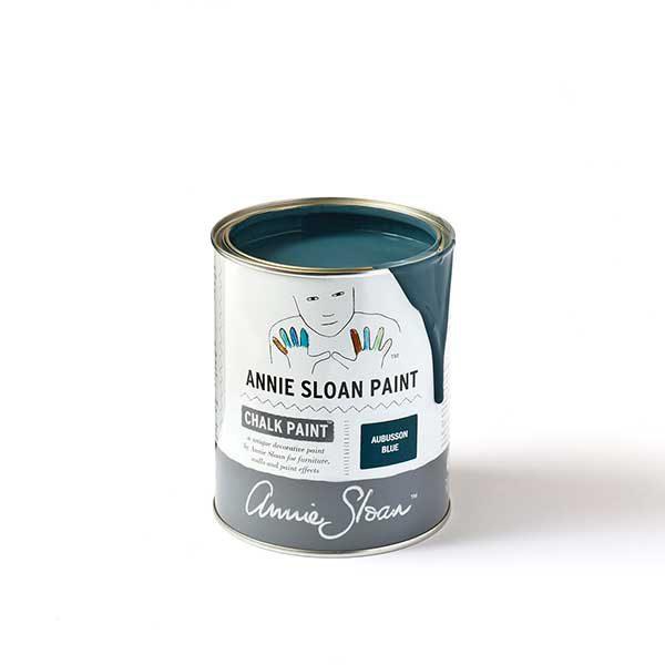 Chalk Paint TM Annie Sloan Aubusson Blue
