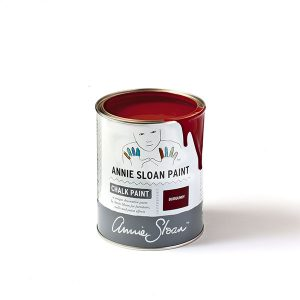 Chalk Paint TM Annie Sloan Burgundy