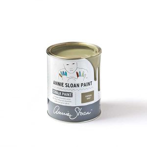 Chalk Paint Annie Sloan Chateau Grey