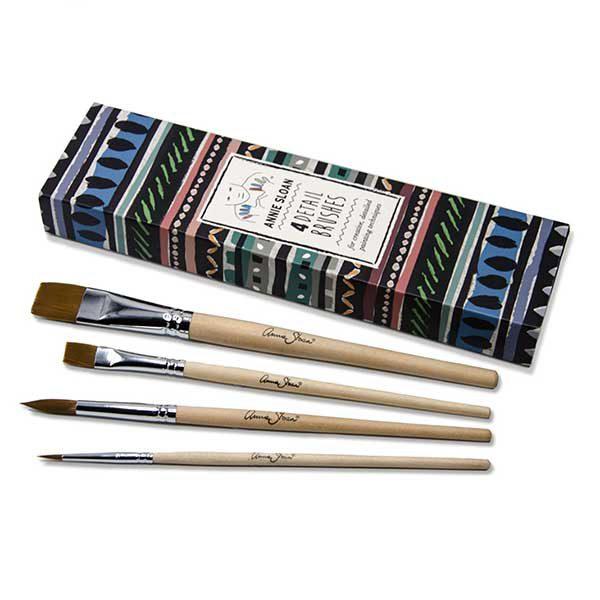 Chalk Paint TM Annie Sloan detail brushes