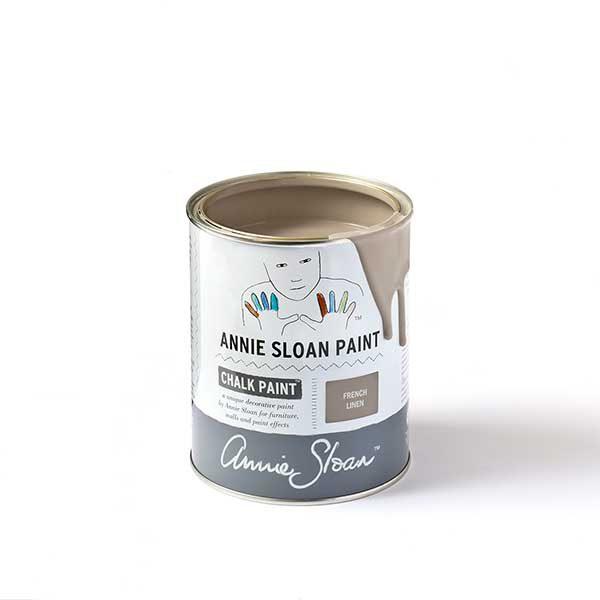 Chalk Paint TM Annie Sloan French Linen