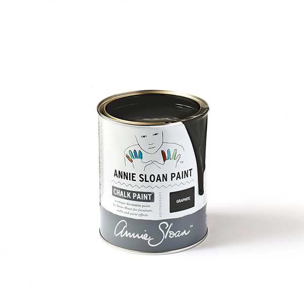 Chalk Paint TM Annie Sloan Graphite