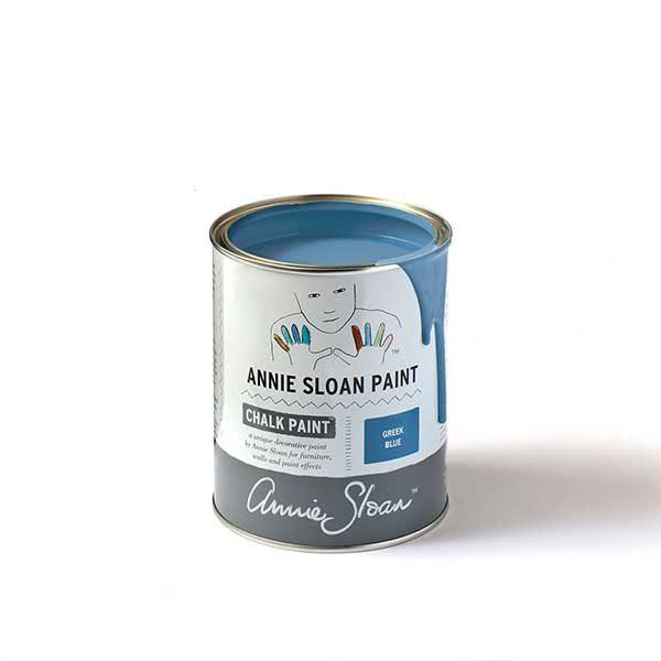 Chalk Paint TM Annie Sloan Greek Blue