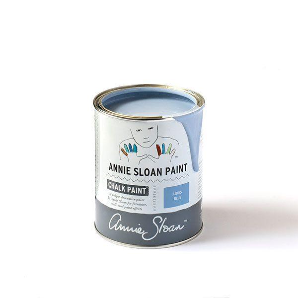 Chalk Paint TM Annie Sloan Louis Blue