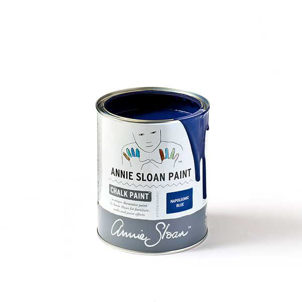 Chalk Paint TM Annie Sloan Napoleonic Blue