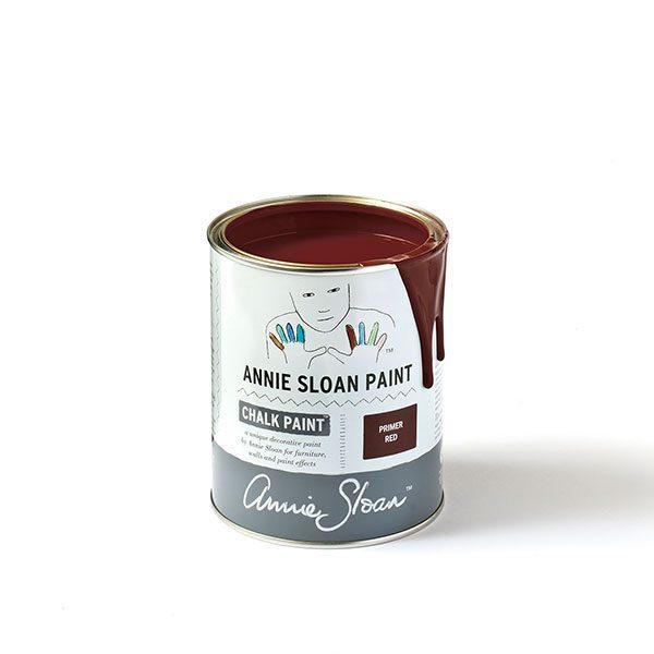 Chalk Paint TM Annie Sloan Primer Red