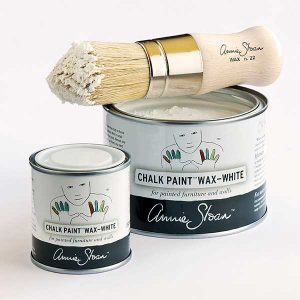 Chalk Paint TM Annie Sloan White Wax