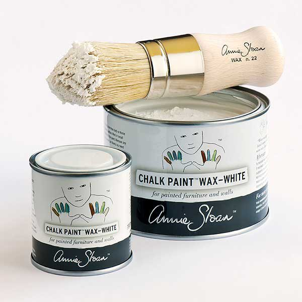 Chalk Paint TM Annie Sloan White Wax