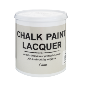 Chalk Paint TM Lacqueur Matt WB Varnish