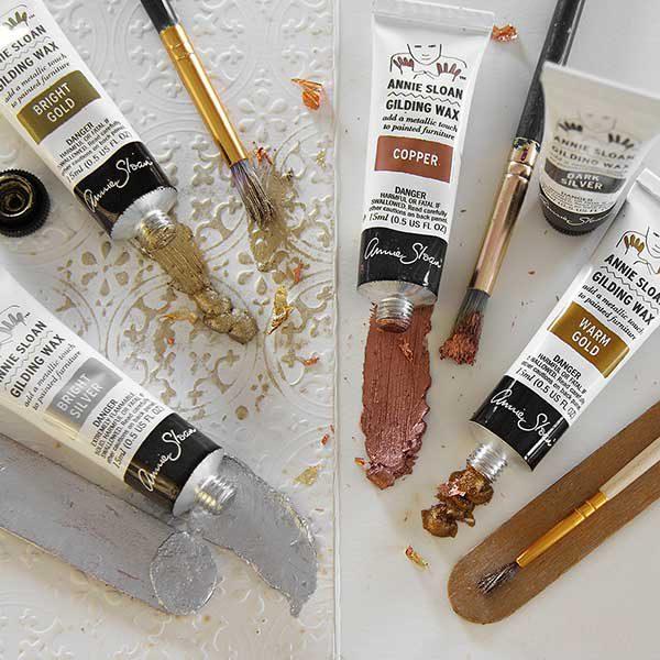 Chalk Paint TM Annie Sloan Gilding Wax