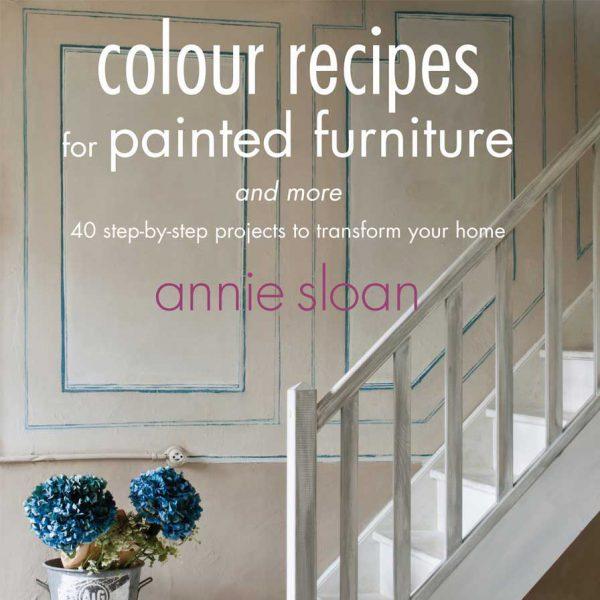 Annie Sloan Colour Recipes Book Buy Online