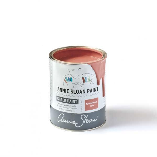 Chalk Paint TM Annie Sloan Scandinavian Pink